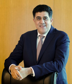 Rajan Navani is vice chairman and managing director of Jetline Group of Companies and founder and chief executive of JetSynthesys