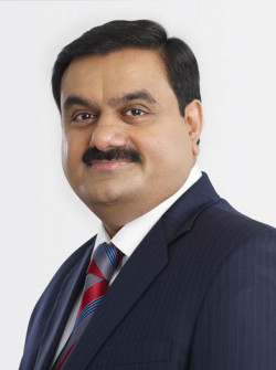 Gautam Adani is the chairman and founder of the Adani Group.